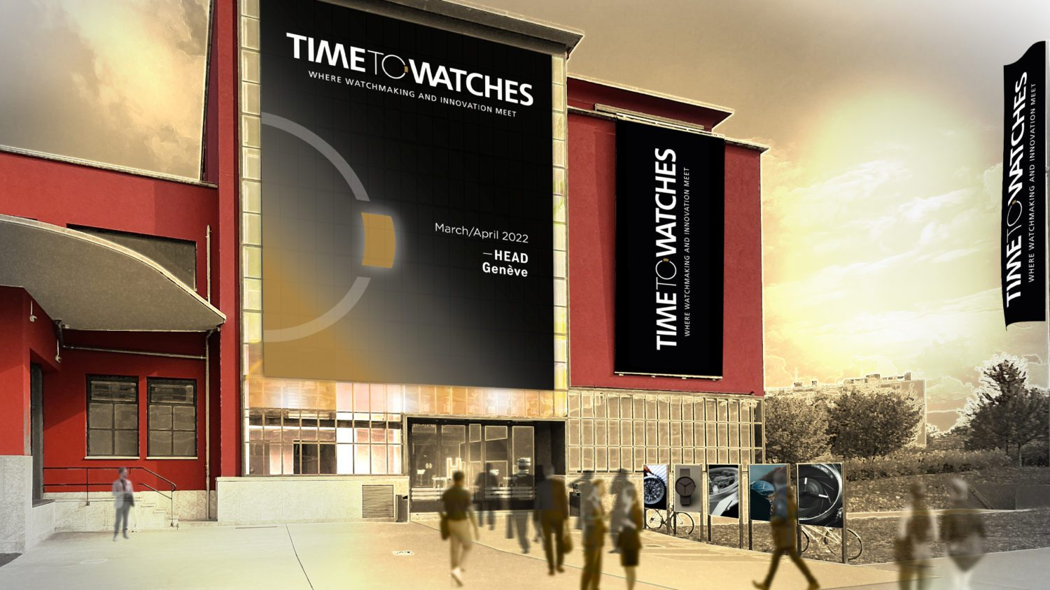 An industrial setting dedicated to art and design, at the service of watchmaking brands.